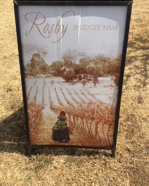 Mudgee Tour to Rosby